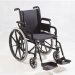 Mechanický invalidní vozík classic light