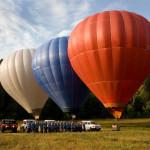 3Madair balononové létání Brno