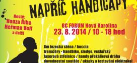 Ostravský outdoorový den napříč handicapy