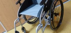 Dva nové odlehčené vozíky v Půjčovně Ligy vozíčkářů