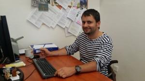 Tomáš Potůček - foto k pozvánce na den otevřených dveří