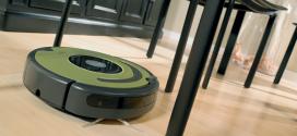 Využijte slevu na robotický vysavač, který pomáhá