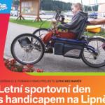 Letní den s handicapem PLAKÁT
