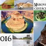 Tip na dárek, který potěší: kalendář plný hádanek a fotografií zdalekých cest