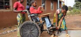 Vozíky pro Afriku