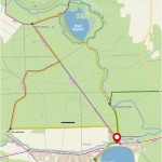 Nová bezbariérová trasa na Pardubicku
