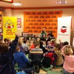 Vánoční trhy v Praze obohatí čtecí maraton pro Kuře