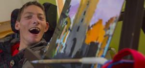 Tomas Rybicka malovani hlavou USPZA.CZ