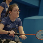 Když badmintonový míček pomáhá