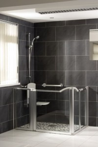 rekonstrukce sprchy
