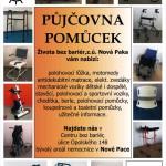 Půjčovna kompenzačních pomůcek v Nové Pace nabízí komplexní služby